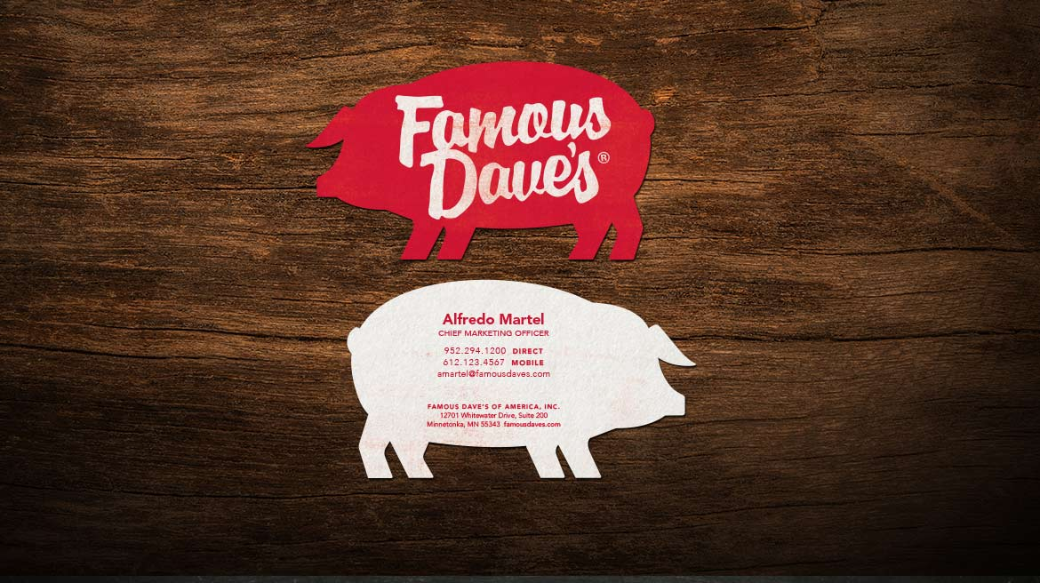FD business cards